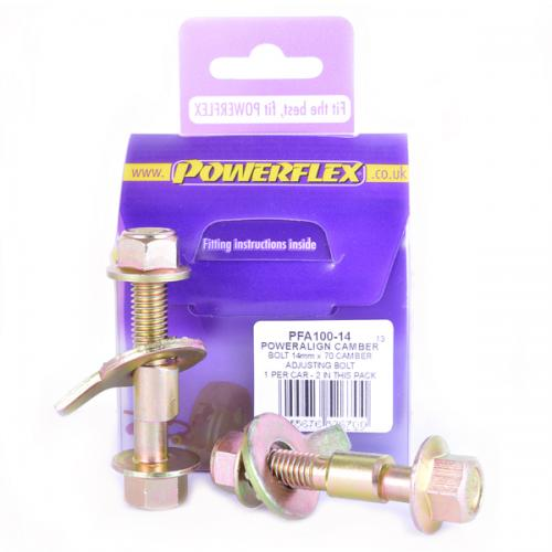 Almera (2007 - 2011) Camberbultar PowerAlign (14mm)  Powerflex