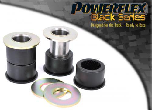 Tipo (1988-1995) Främre Nedre Wishbone Bussningar Svarta Black Series (Track) Powerflex