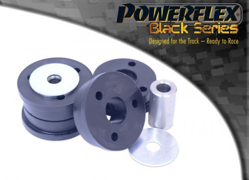 PFF1-813BLK Motorfäste Stabiliser Bussningar *V6 Endast* Black Series Powerflex