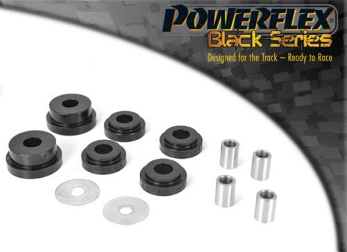 Escort Cosworth All Types Växellänkage Bussningar Svarta Black Series (Track) Powerflex