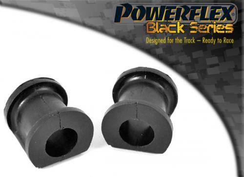 Capri Främre Krängningshämmarbussningar 20mm Svarta Black Series (Track) Powerflex