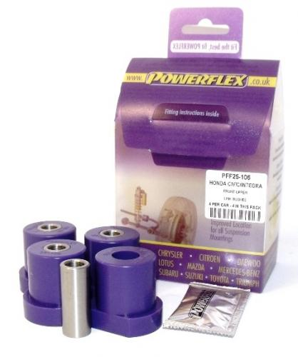 45 Övre Link Bussningar Lila Purple Series (Street) Powerflex