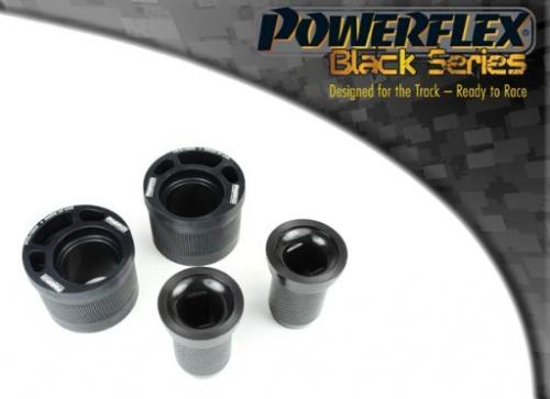 PFF5-1302GBLK Powerflex Front Arm Rear Bush Caster Offset Black Series