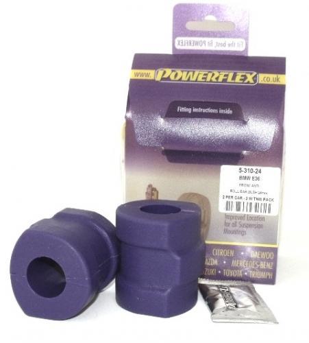 PFF5-310-24 Powerflex Front Anti Roll Bar Mounting 24mm