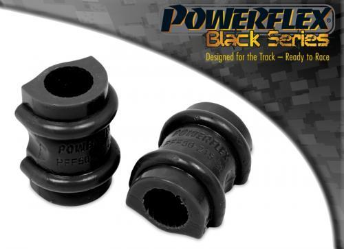 PFF50-215-21BLK Krängningshämmare Bussningar 21mm Black Series Powerflex