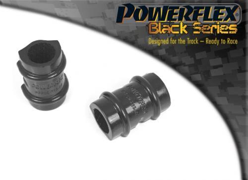 EVO 4-6 RS/GSR Främre Nedre Diffbussningar Svarta Black Series (Track) Powerflex