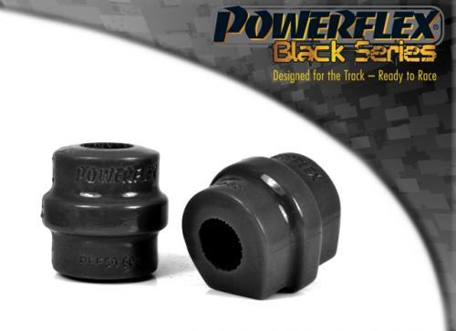 PFF50-603-24.5BLK Powerflex Front Anti Roll Bar Bush 24.5mm Black Series