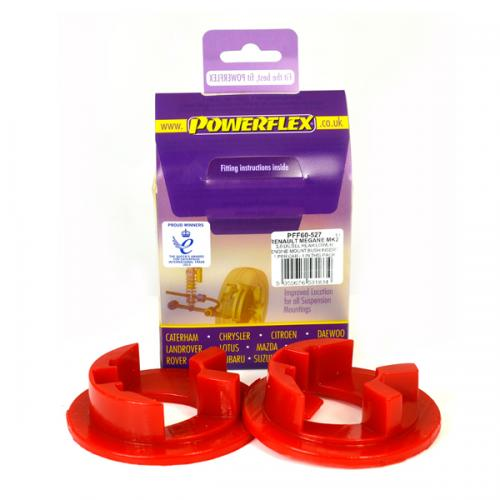Scenic II (2003-2009) Bakre Nedre Motorfäste Insats Lila Purple Series (Street) Powerflex