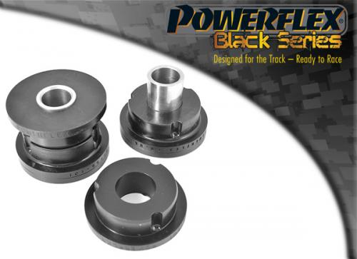 PFF66-101BLK Främre Wishbone-bussningar Bakre Black Series Powerflex