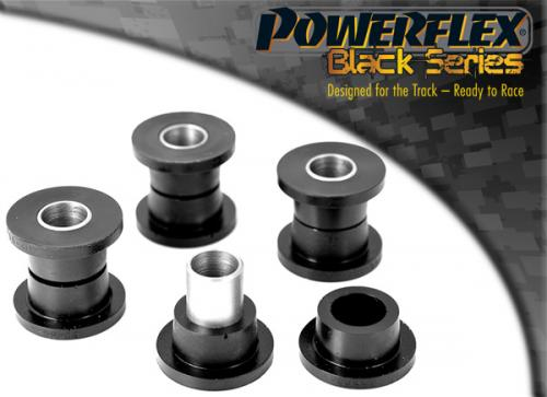 PFF66-402BLK Främre Nedre Wishbone-Bussningar Black Series Powerflex