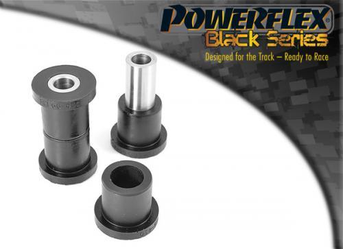 900 (1983-1993) Steering Rack Fäste Svarta Black Series (Track) Powerflex