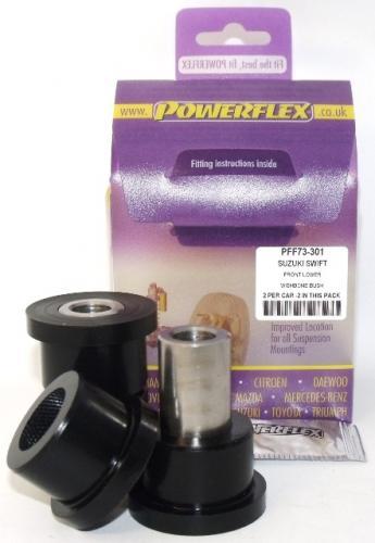 PFF73-301 Främre Nedre Wishbone Främre Bussningar  Powerflex