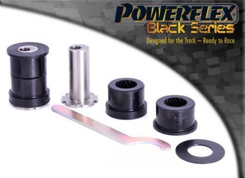 PFF73-401GBLK Främre Länkarmsbussningar Främre, (Justerbar Camber) Black Series Powerflex