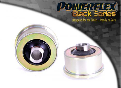 PFF73-402GBLK Främre Länkarmsbussningar Bakre, (Justerbar Caster) Black Series Powerflex