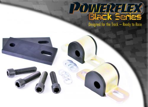 PFF76-402KBLK Främre Wishbone Bakre Anti Lift Kit Black Series Powerflex