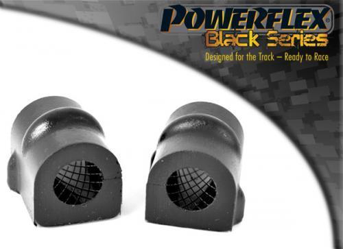 PFF80-1003-17BLK Powerflex Front Anti Roll Bar Bush 17mm Black Series