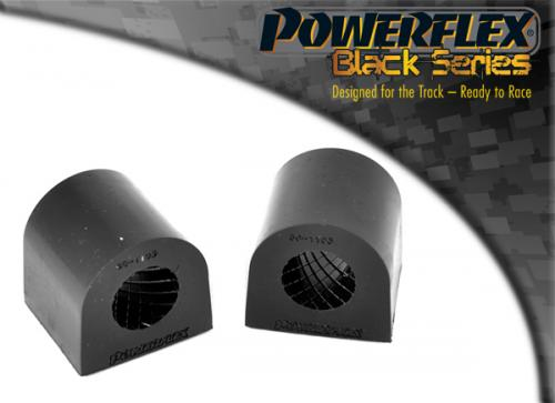 PFF80-1103-19BLK Powerflex Front Anti Roll Bar Bush 19mm Black Series