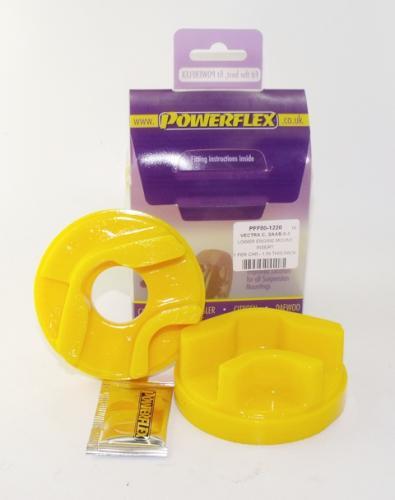 Signum (2003 - 2008) Bakre Nedre Motorfäste Insats Lila Purple Series (Street) Powerflex