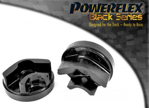 Signum (2003 - 2008) Bakre Nedre Motorfäste Insats Svarta Black Series (Track) Powerflex