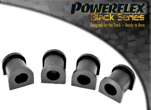 PFF80-205BLK Powerflex Front Anti Roll Bar Mounts Black Series