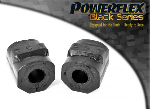 PFF85-105BLK Powerflex Front Anti Roll Bar Mount 18mm Black Series