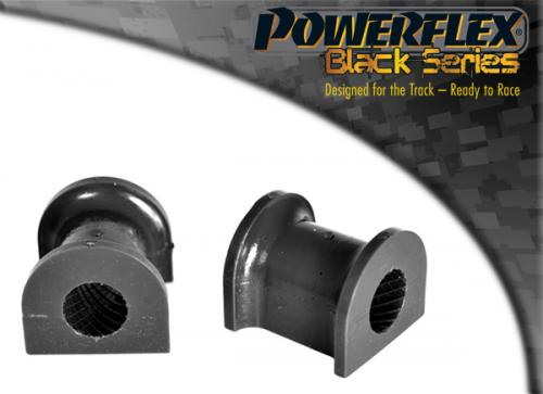 PFF85-1303-25BLK Powerflex Front Anti Roll Bar Bush 25mm Black Series