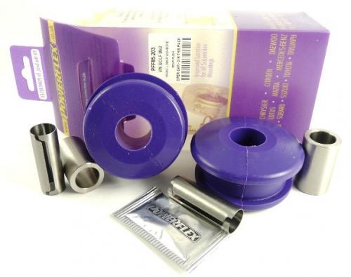 Toledo (1992 - 1999) Främre Wishbone Bakre Bussningar Powerflex
