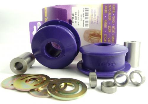 Inca (1996 - 2003) Främre Wishbone Bakre Bussningar Lila Purple Series (Street) Powerflex