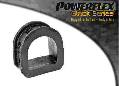 Scirocco (1973 - 1992) Steering Rack Mount Svarta Black Series (Track) Powerflex