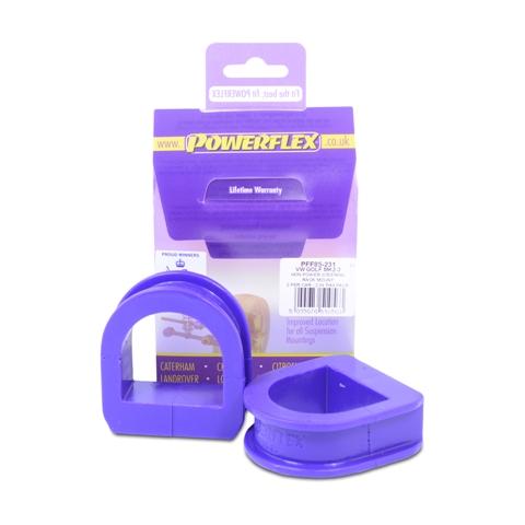 Toledo (1992 - 1999) Styrväxelbussningar (Ej servo) Lila Purple Series (Street) Powerflex