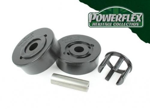 PFF85-244RH Powerflex Rear Lower Engine Mount Bush, Diesel Heritage