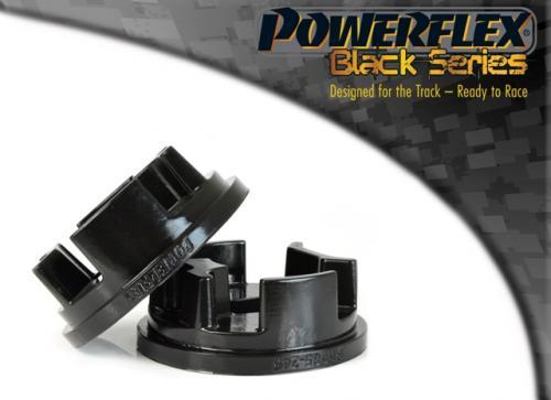 Passat (1988 - 1996) Bakre Nedre Motorfäste Insats Svarta Black Series (Track) Powerflex
