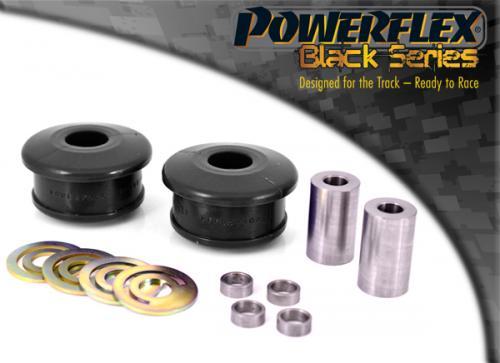 PFF85-402BLK Främre Wishbone-bussningar Bakre Black Series Powerflex