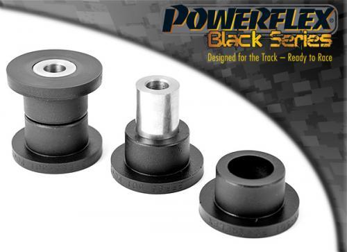 PFF85-501BLK Främre Wishbone-bussningar Främre Black Series Powerflex