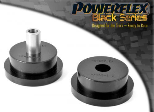 PFF88-612BLK Powerflex Upper Engine Mount Large Round Bush Black Series