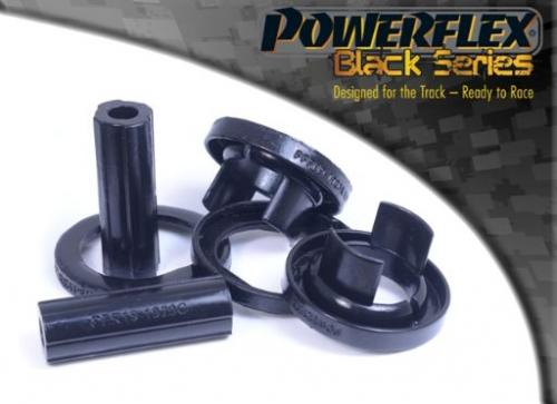 PFR19-1920BLK Powerflex Rear Subframe Front Bush Inserts Black Series