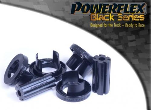 PFR19-1921BLK Powerflex Rear Subframe Rear Bush Inserts Black Series