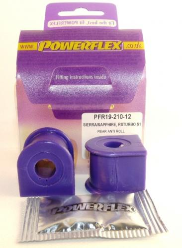 KA (1996-2008) Bakre Krängningshämmarbussningar Lila Purple Series (Street) Powerflex