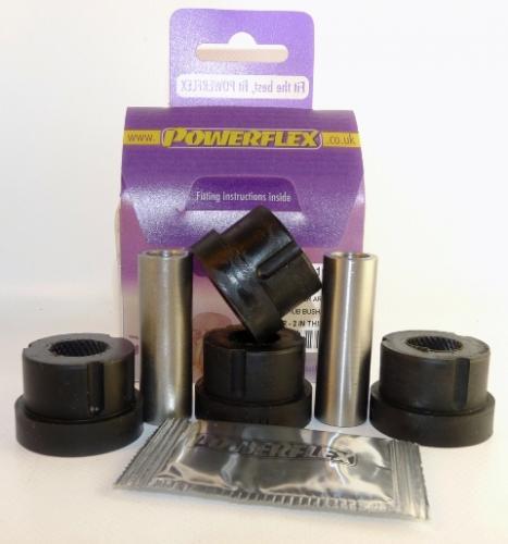 45 Bakre Yttre Arm To Hub Bussningar Lila Purple Series (Street) Powerflex