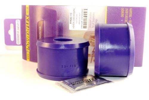 45 Bakre Trailing-staget Mount Bussningar Lila Purple Series (Street) Powerflex