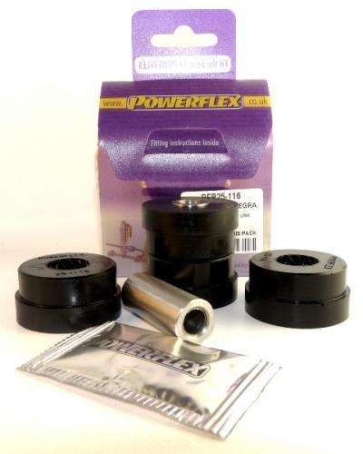 45 Bakre Övre Yttre Link/Hub Bussningar Lila Purple Series (Street) Powerflex