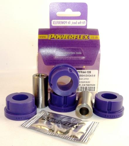nero PFA100/ /14/Powerflex Poweralign 14/mm camber Bolt kit 2/in confezione