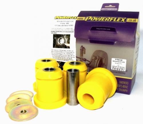 Sunny/Pulsar GTiR Bakre Subframe Bussningar Lila Purple Series (Street) Powerflex