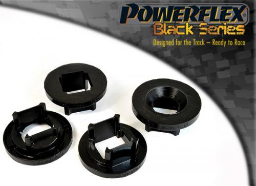 PFR5-1421BLK Powerflex Rear Subframe Front Bush Insert Black Series