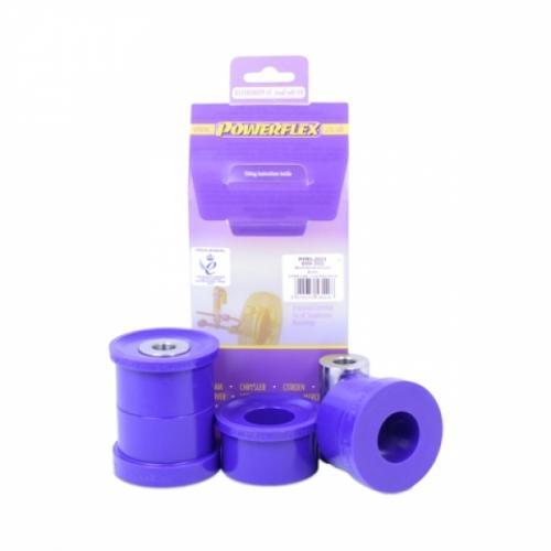 1502-2002 62-77 Bakre Subframebussningar Lila Purple Series (Street) Powerflex