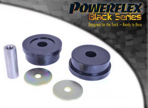 PFR57-120BLK Transmission Mount Large Bussningar, Motorsport Endast Black Series Powerflex