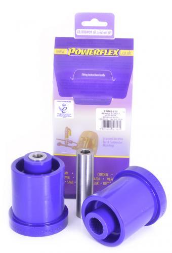Note / Tiida (2006 - 2011) Bakre Subframe Bussningar Lila Purple Series (Street) Powerflex
