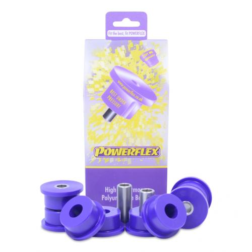Starlet KP60 RWD Bakre Yttre Bar Link Bussningar Lila Purple Series (Street) Powerflex