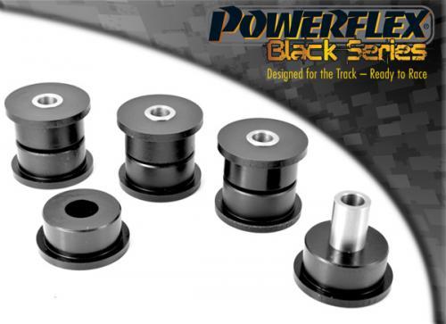 Starlet KP60 RWD Bakre Yttre Bar Link Bussningar Svarta Black Series (Track) Powerflex