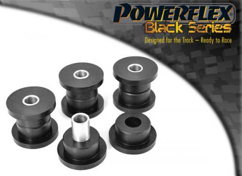 Starlet KP60 RWD Bakre Inre Bar Link Bussningar Svarta Black Series (Track) Powerflex